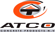 ATCO Concrete Products N.V. Logo